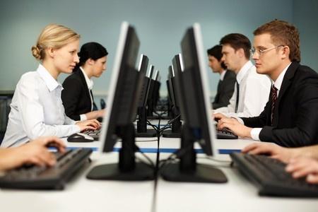Curso online de prevención de riesgos laborales para administrativos