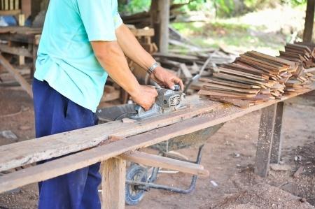 Curso online de prevención de riesgos laborales para carpinteros
