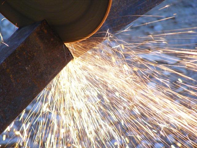Tarjeta TPC para trabajadores del metal